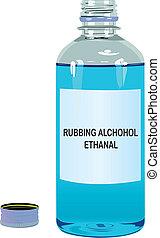 τριβή , μικροβιοφορέας , ethanal, αλκοόλ