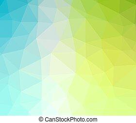 τριγωνικός , πρότυπο
