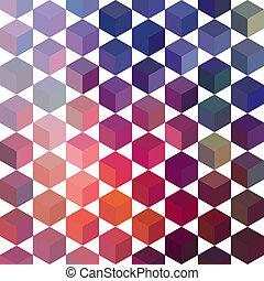 τριγωνικό σήμαντρο , πρότυπο , από , γεωμετρικός , shapes., γραφικός , μωσαικό , backdrop. , γεωμετρικός , μανιώδης της τζάζ , retro , φόντο , γλώσσα , δικό σου , εδάφιο , επάνω , ο , ανώτατος , από , it., retro , τρίγωνο , φόντο. , backdrop