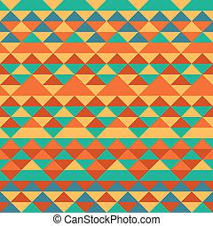 τριγωνικό σήμαντρο , πρότυπο