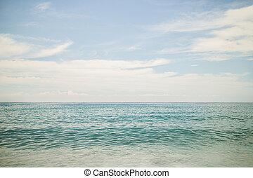 τροπικός , θάλασσα