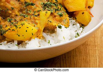 τροφή , ινδός