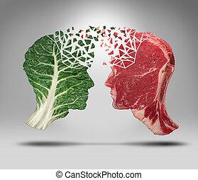 τροφή , πληροφορία