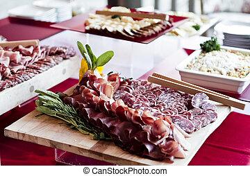 τροφή , τραπέζι , tipical