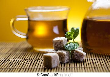 τσάι , πράσινο