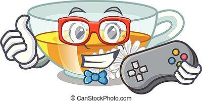 τσάι , σχήμα , χαμομήλι , αγώνας , γελοιογραφία