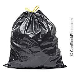 τσάντα , σκουπίδια , σπατάλη , σκουπίδια