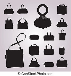 τσάντα , συλλογή , μικροβιοφορέας
