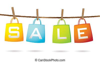 τσάντα , σύρμα , πώληση