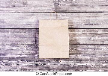 τσάντα , χαρτί , κενό