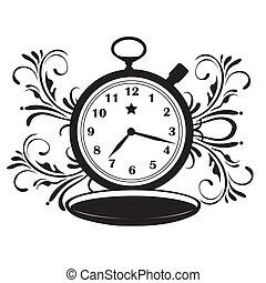 τσέπη , αστέρι , ρολόι
