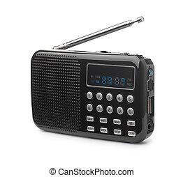 τσέπη , παίχτης , ραδιόφωνο , fm , mp3