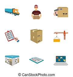 τσουγκράνα μπουλντόζας , εμπορεύματα αεροπλάνον , αγαθά , έγγραφα , και , άλλος , εγγραφή , μέσα , ο , παράδοση , και , transportation., επιμελητεία , και , παράδοση , θέτω , συλλογή , απεικόνιση , μέσα , γελοιογραφία , ρυθμός , isometric , bitmap , σύμβολο , αγροτικά ζώα διευκρίνιση , web.