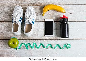 υγιεινός , φωτογραφία , τρέξιμο , γενική ιδέα