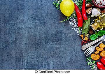 υγιεινός , bio , τροφή