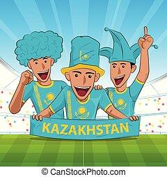 υποστηρίζω , ποδόσφαιρο , καζακστάν