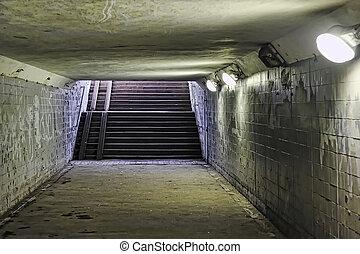 υπόγειος