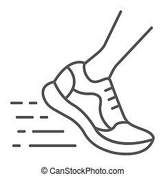 υπόδηση , 10., παπούτσια , σήμα , πρότυπο , eps , γρήγορα , αγώνισμα , εικόνα , τρέξιμο , μικροβιοφορέας , λεπτός , graphics , γραμμή , αγώνισμα , αγαθός φόντο , γραμμικός