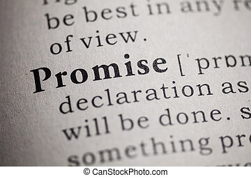 υπόσχομαι