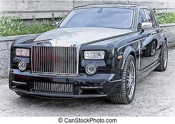 φάντασμα , αυτοκίνητο , κυλιέμαι , πλούσιος , royce