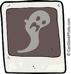 φάντασμα , φωτογραφία , γελοιογραφία