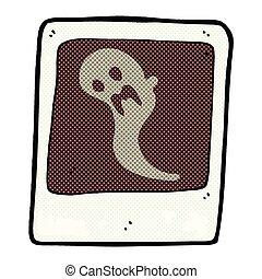 φάντασμα , φωτογραφία , κόμικς , γελοιογραφία