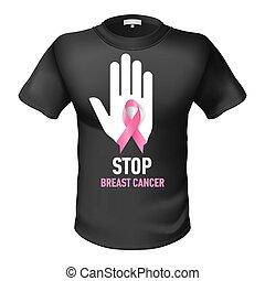 φανελάκι , καρκίνος του στήθους