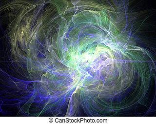 φαντασία , αγίνωτος αγαθός , χάος , αφαιρώ , fractal , αποτέλεσμα , ελαφρείς , φόντο