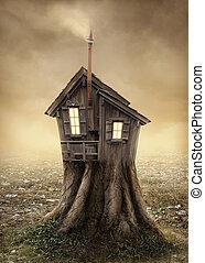 φαντασία , αγχόνη εμπορικός οίκος