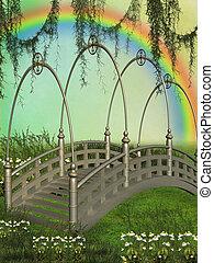 φαντασία , γέφυρα