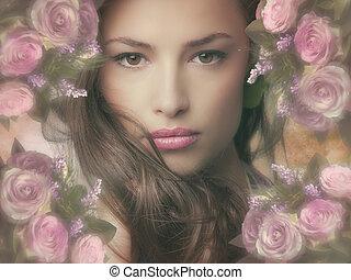 φαντασία , ομορφιά