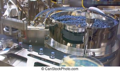 φαρμακευτικός βιομηχανία , production.