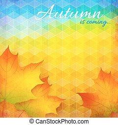 φθινόπωρο , αφαιρώ , μικροβιοφορέας , ευφυής , φόντο