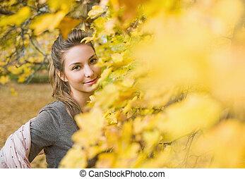 φθινόπωρο , ομορφιά