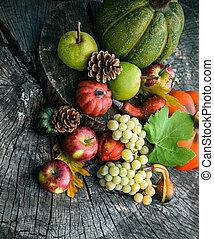 φθινόπωρο , φρούτο