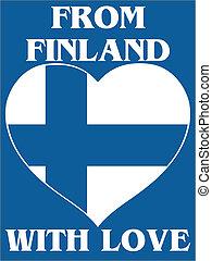 φινλανδία , αγάπη