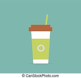 φλιτζάνι του καφέ , εικόνα