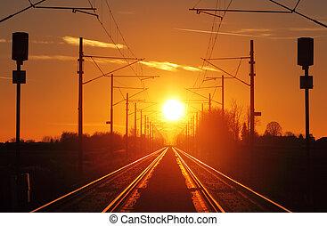 φορτίο , σιδηρόδρομος , τρένο