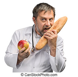 φρούτο , ή , bread