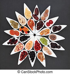 φρούτο , αόρ. του dry