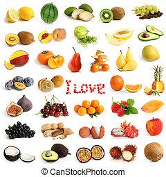 φρούτο , συλλογή