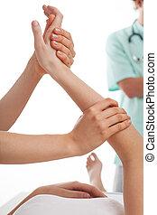 φυσιοθεραπεία , κλινική