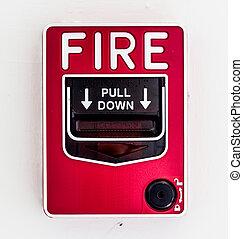 φωτιά , αξίες σύστημα , τοίχοs , τρομάζω , παραγγελία , κουτί , τσιμέντο