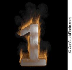φωτιά , αριθμητική 1