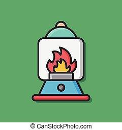 φωτιά , κατασκήνωση , εικόνα