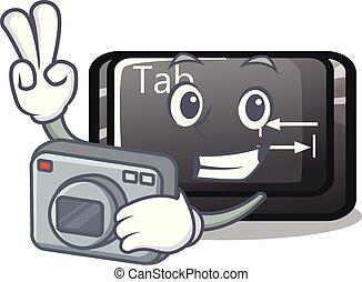φωτογράφος , ετικέτα , κουμπί , επισύναψα , να ,...