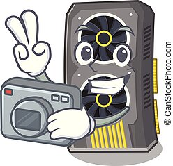 φωτογράφος , χαρακτήρας , pc , βίντεο , graphics , κάρτα