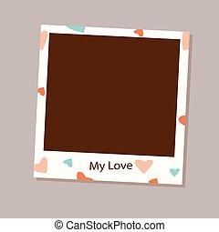 φωτογραφία αποτελώ το πλαίσιο , μικροβιοφορέας , για , αγάπη