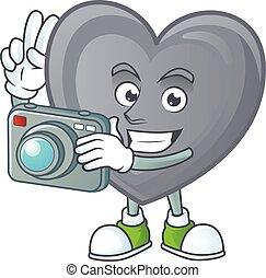 φωτογραφηκή μηχανή , αγάπη , φωτογράφος , χαρακτήρας , γκρί...