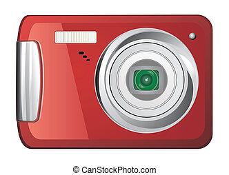 φωτογραφηκή μηχανή , ψηφιακός